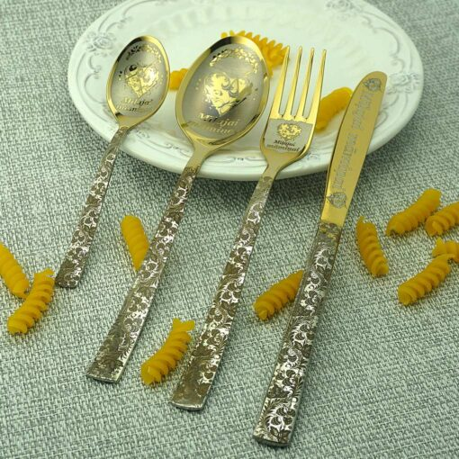 Комплект Gold из 4-х предметов