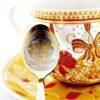 10 5 100x100 - Чайная ложка с гравировкой «Новогодние игрушки / Снежинка»