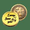 Подарочная монета Крыса (символ 2020) – С Новым Годом
