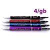4 1 100x100 - Pildspalva ar gravējumu 4/gb