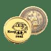 Подарочная монета Крыса (символ 2020) – Умный