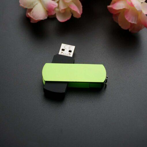 "USB 2.0 atmiņas karte ""Model A-green"" 8 GB"