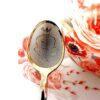 Чайная ложка с гравировкой «Зубик»