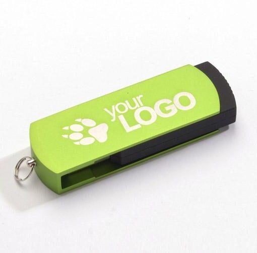 USB-флешка «Allu» 8 ГБ - зелёная