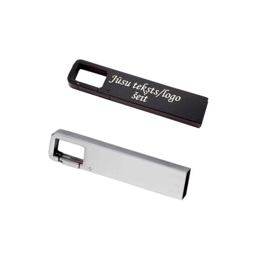 """USB atmiņas kartes ar gravējumu """"Torino"""" 16 GB"""