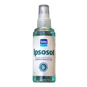 Ipsosol дезинфицирующее средство для рук 75 мл.
