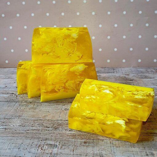 Лимон – мыло ручной работы