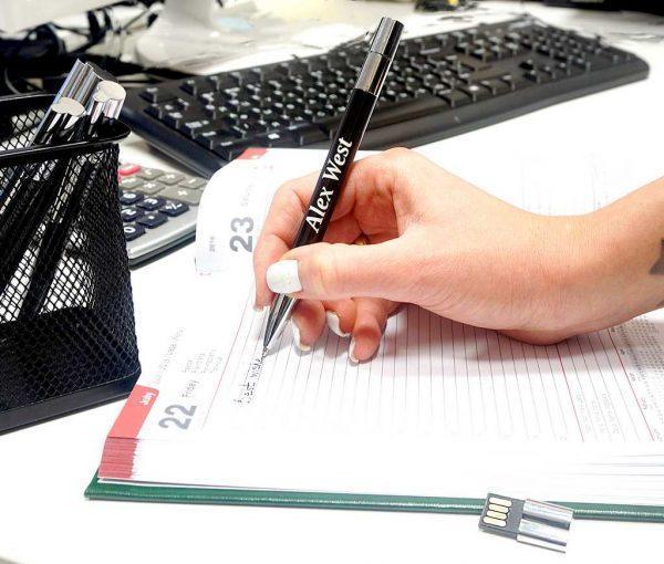 Авторучка с USB 16 ГБ