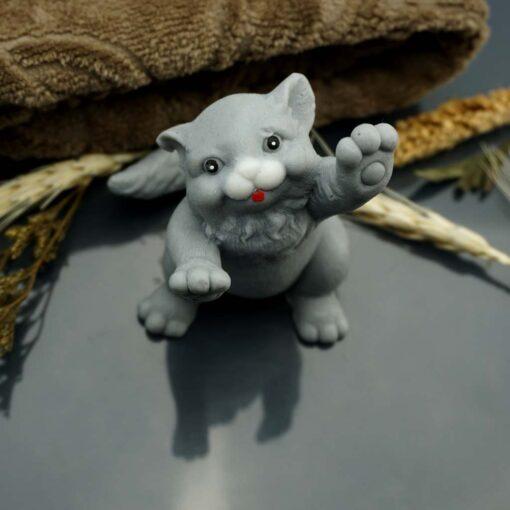 Котенок — мыло ручной работы