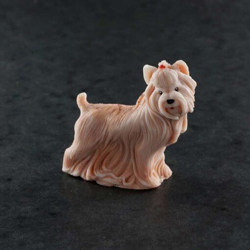 Собачка — мыло ручной работы