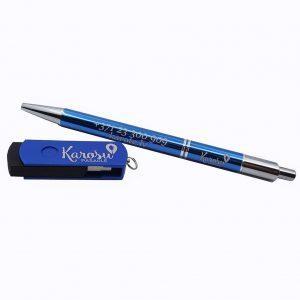 Kombo Pildspalva + USB Allu