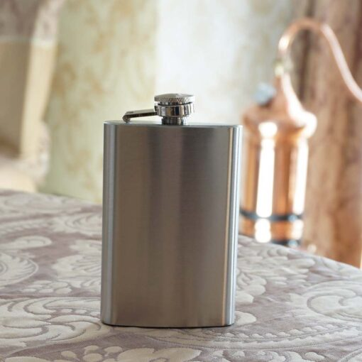 Blašķe  GLEN ar gravējumu 120 ml.