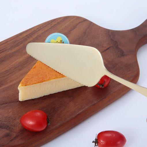 Лопатка для торта – Розовое золото