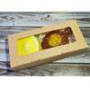 Комплект лимонного мыла ручной работы