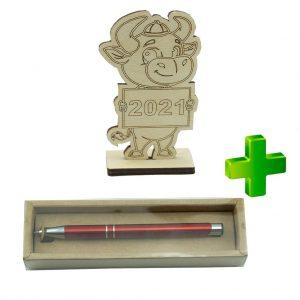Gada simbols 2021 + pildspalva (3)