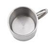 Metāla Krūze 210ml. Silver ar Jūsu gravējumu