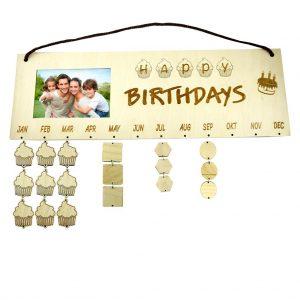 Календарь дней рождений с гравировкой  (6)