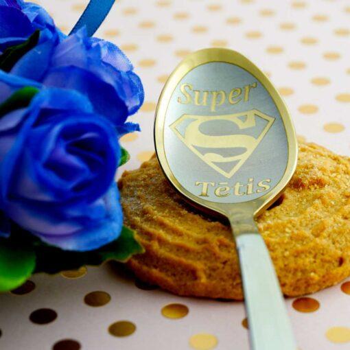 """Tējkarote Gold """"Super Tētis"""""""