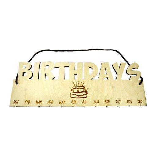 Календарь дней рождений с гравировкой (4)