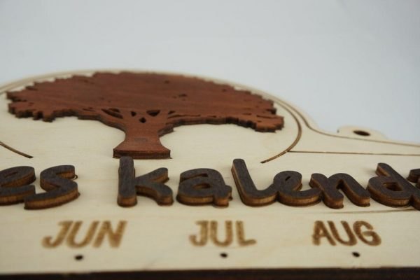 Календарь дней рождений с гравировкой (1)