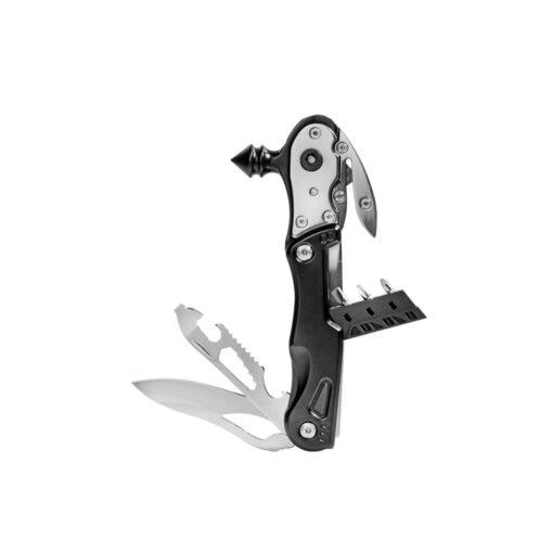 Multitool – дорожный нож с гравировкой
