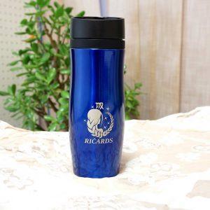 Termokrūze Air Gifts 350 ml Blue ar gravējumu