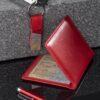 Dāvanu komplekts CASSI Red ar gravējumu