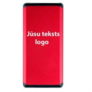 Wireless power bank 10000 mAh ar gravējumu