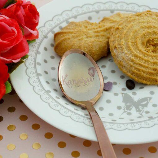 Чайная ложка Rose «300 макетов»