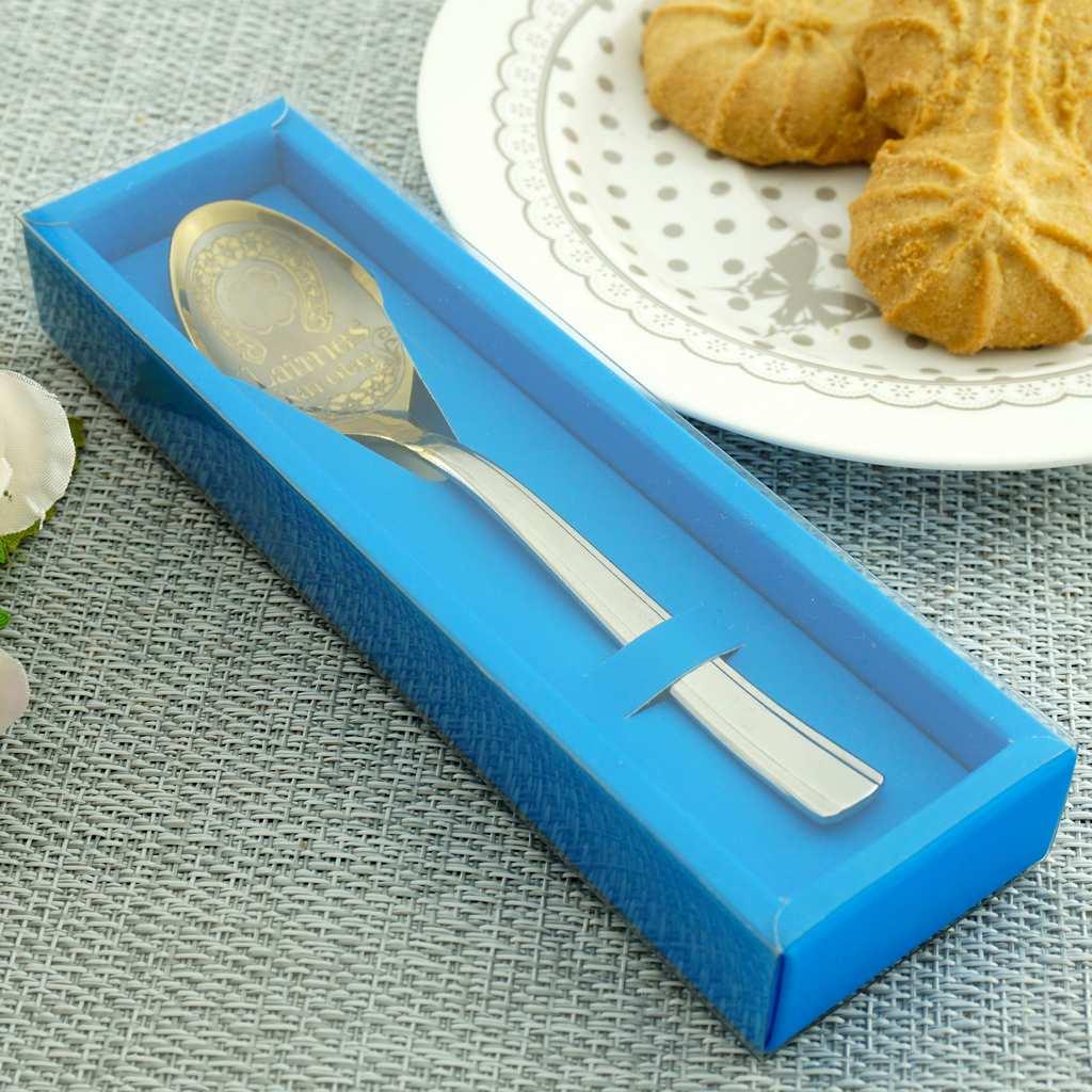 Синяя упаковка