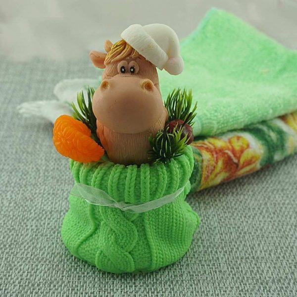Бык Green – мыло ручной работы