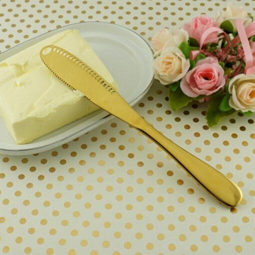 Нож для масла Gold «300+ макетов»