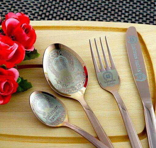 Комплект Rose из 4-х предметов
