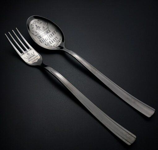 Комплект Black из 2-х предметов