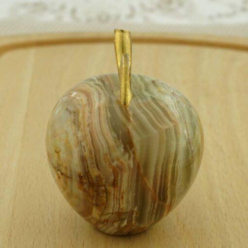 Яблоко из оникса Nr. 101 (L)
