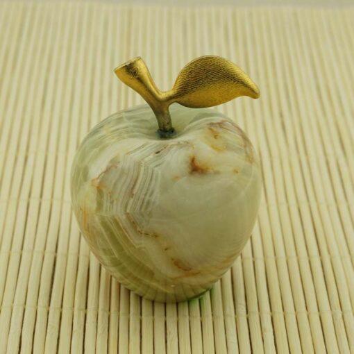 Яблоко из оникса Nr. 102 (L)