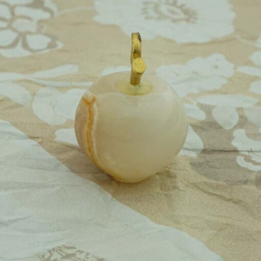Яблоко из оникса Nr. 105 (S)
