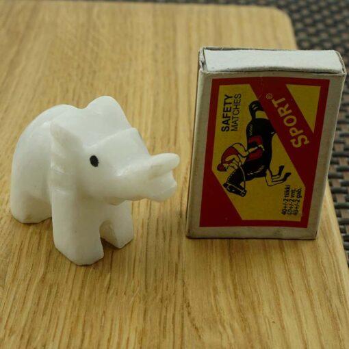 Слоник из оникса (S)