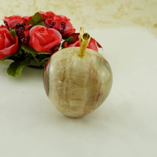 Яблоко из оникса Nr. 10 (XL)