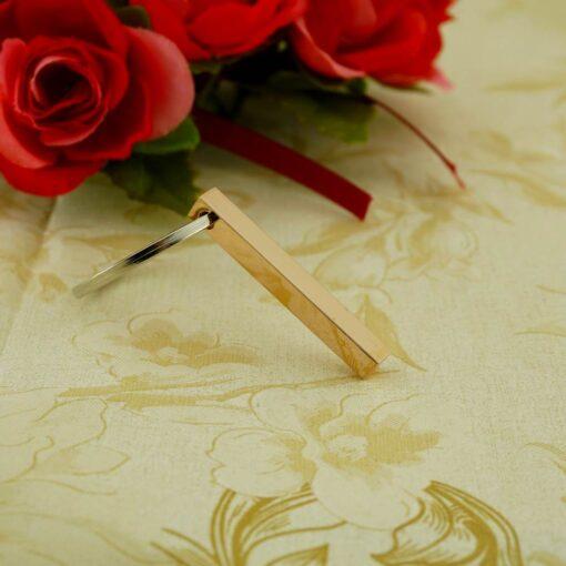 """Брелок """"Model SM"""" Rose Gold"""