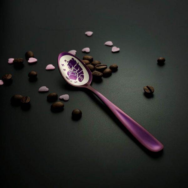 """Tējkarote Purple """"300 attēli"""""""