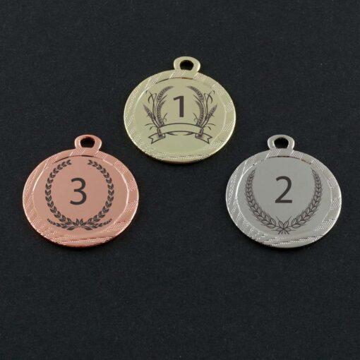 Медаль 33мм (I) с гравировкой