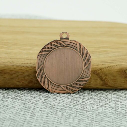 Медаль 40мм с гравировкой