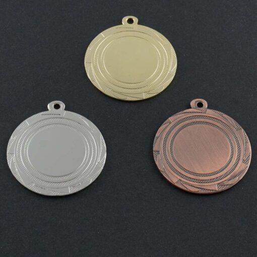Медаль 45мм с гравировкой