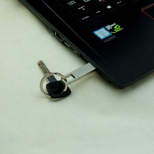 "USB 2.0 atmiņas karte ""Model X-Silver""16 GB"