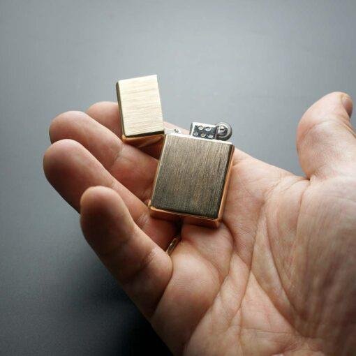 "Зажигалка ""Model One"" Gold"
