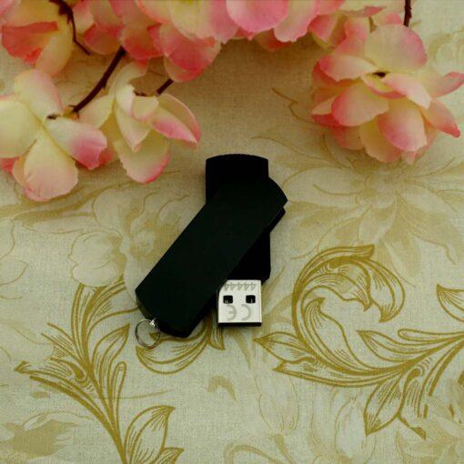 """USB 2.0 atmiņas karte """"Model A-black"""" 8 GB"""