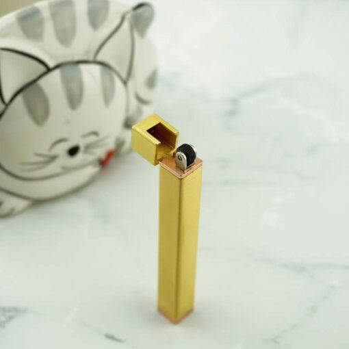 """Зажигалка """"Model M"""" Gold"""