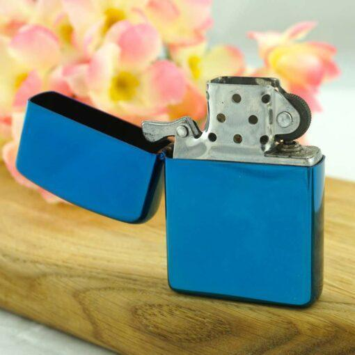 """Зажигалка """"Model A"""" Blue"""