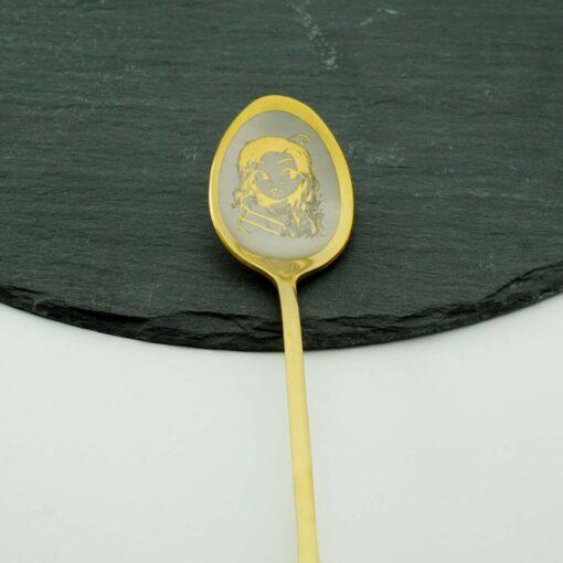 """Latte karote """"180+ zīmējumi"""" Gold II"""